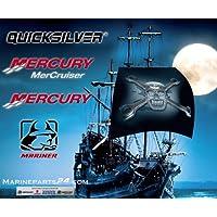 Nuevo Mercury Mercruiser Quicksilver OEM parte # 27–898101323Junta