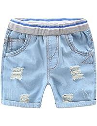 Scothen Bebé Cargoshort alta corte unisex bebé pantalones harén pantalones cortos de ropa alternativa Harem del harem pantalones cortos del bebé niños playa verano Activo bolsillo pantalones cortos