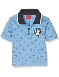s.Oliver Baby-Jungen Poloshirt T-Shirt Langarm