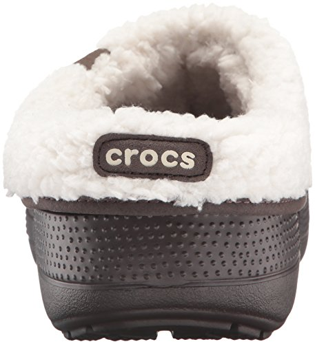 Crocs Classic Blitzen II Clog, Zoccoli Unisex – Adulto Marrone (Espresso/Oatmeal)