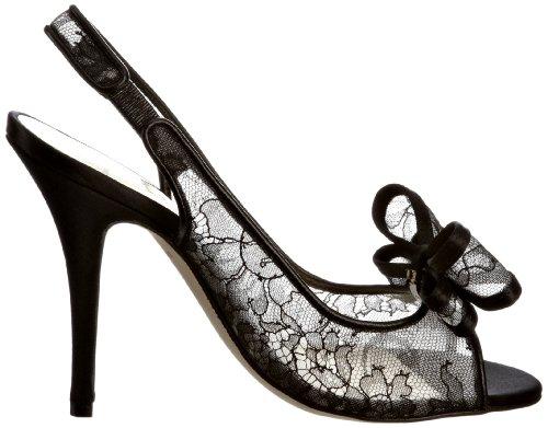 Freya Rose Tahiti Bow, Escarpins femme Noir