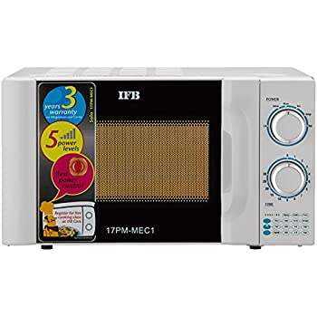 Lg 20 L Solo Microwave Oven Ms2021cw White Amazon In