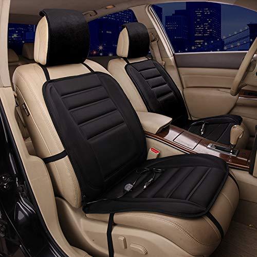 Cuscino del riscaldamento interno dell'automobile 2pcs, rilievo di riscaldamento intelligente del regolatore di temperatura intelligente multifunzionale, vario veicolo universale