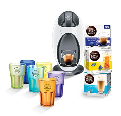 NESCAF-DOLCE-GUSTO-Jovia-DeLonghi-Macchina-per-caff-espresso-e-altre-bevande-Automatica-Edizione-Speciale