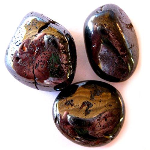 1 Stck Trommelstein Magnetit klein 1,5 cm