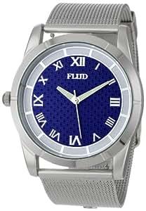 Flud Men's TMT012 The Moment-Carbon Fiber Watch