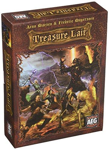 Alderac Entertainment ALD05839 - Brettspiel 'Treasure Lair'