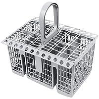 Véritable panier à couvert Hotpoint pour lave-vaisselle FDM550 FDM554 FDPS481 LFS114 LFT04