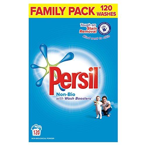 Persil Non Bio Washing Powder, 8.4 kg, 120 Washes