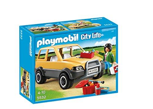 Playmobil Veterinaria - Veterinaria con Coche