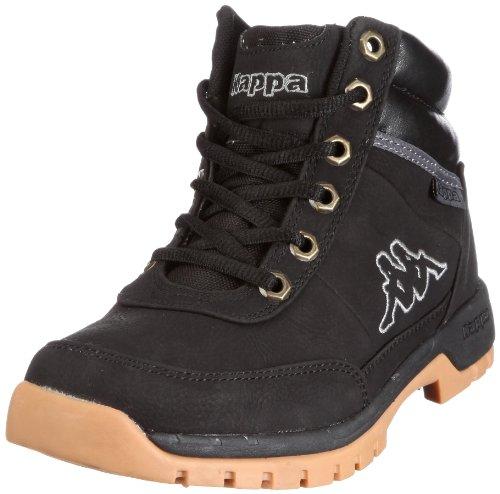 Kappa BRIGHT MID W Footwear women, Damen Hohe Sneakers, Schwarz (1111 black), 40 EU
