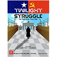 Twilight Struggle The Cold War 1945-1989 - Deluxe Edition, sixth Printing 2016