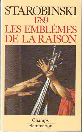 1789 - LES EMBLEMES DE LA RAISON