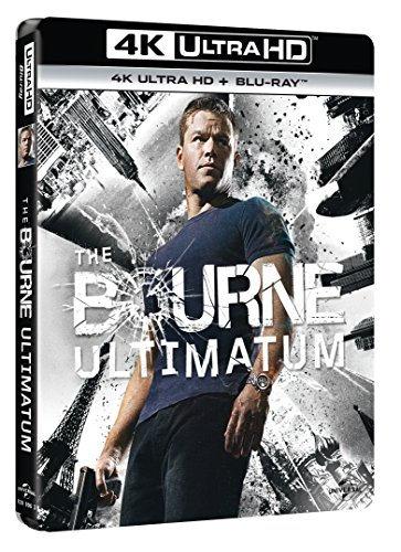 Bourne Ultimatum (4K Ultra HD + Blu-Ray) [Italia] [Blu-ray]