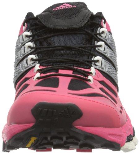 adidas Performance  adiStar Raven 3, Running femme Rose - Pink (Bahia Pink S14/Metallic Silver/Chalk 2)