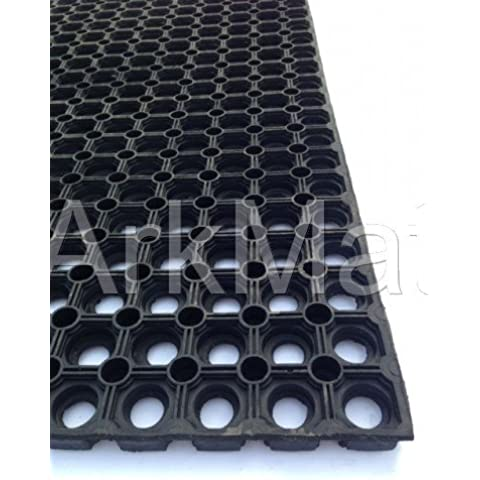 Hollow Rubber Mat Grass Protection Mat, Ground