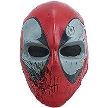 Resina de alta calidad Deadpool máscara Coleccionable