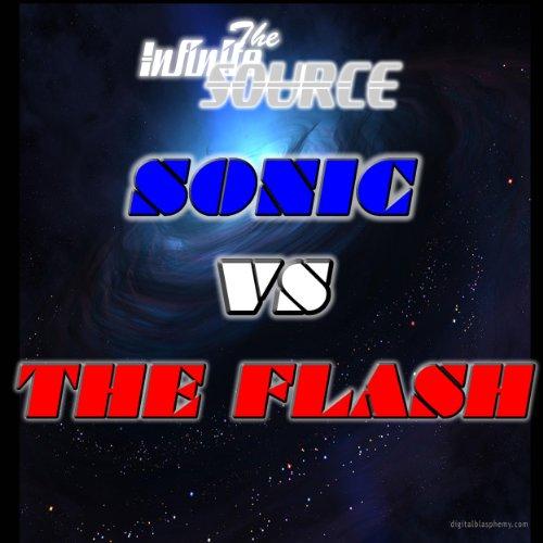 Sonic vs The Flash Rap Battle
