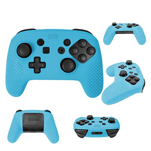 Orzly FLEXICASE for NINTENDO SWITCH PRO-CONTROLLERS (Select Case Color Below…)