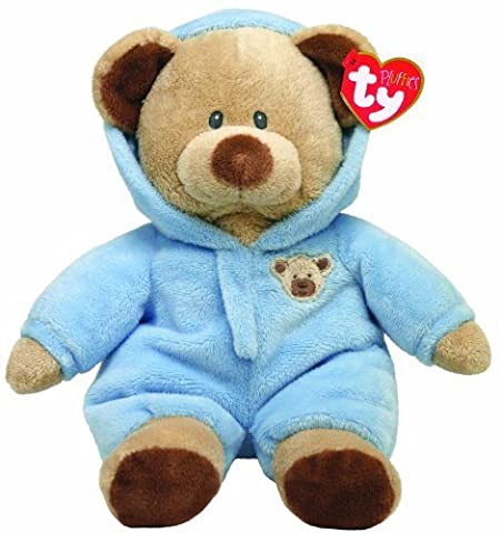 Ty Pluffies Pj Bear 10