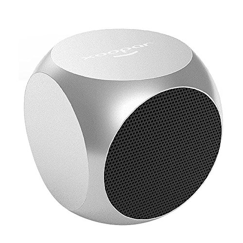 Normia Rita Dice Shape Wireless Mini Portable Bluetooth Speaker Support New Type Technology of Rapid Charging For Cd/ Ni Batteries, Free Gift packaging and Write Greeting Cards -