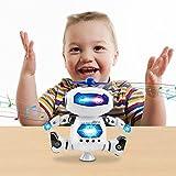 Musical And Naugty Dancing Robot - 3D Li...