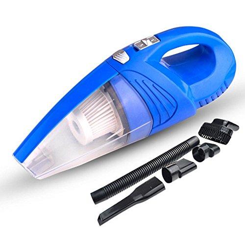 Preisvergleich Produktbild PENG Vier High-Power 120W nassen und trockenen Hand-Auto Multifunktionsautoreiniger Luftpumpe + , 2