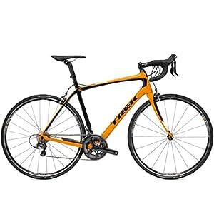 trek domane 5 2 carbon rennrad 2015 orange schwarz rh 54 sport freizeit. Black Bedroom Furniture Sets. Home Design Ideas