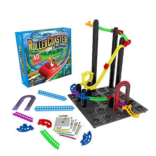 "Paul Lamond 1046 ""Roller Coaster Challenge- Spiel"