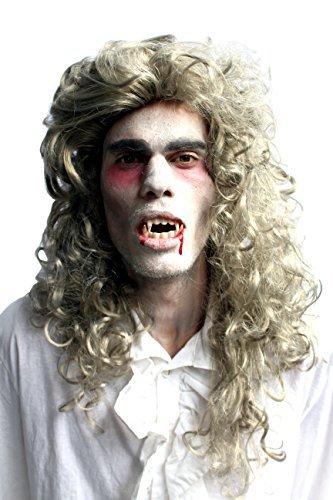 Perücke Leopold grau - Frau, Und Mann Halloween-masken Alt,