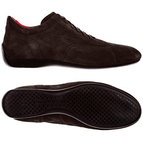 Sabelt , Chaussures de ville à lacets pour homme Multicolore - Testa di Moro