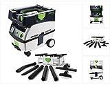 Festool Absaugmobil CTL MINI CLEANTEC Sauger + Festool Reinigungsset D 27 / D 36 K-RS-Plus im Systainer