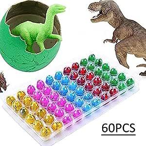 Hatch-EM couver DINOSAUR EGG 3 ans kids Magic GROWING PET écoutilles Dinosaure
