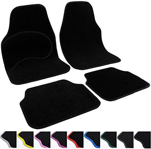 Preisvergleich Produktbild Universal Auto Fußmatten Teppich Autoteppiche Stoffmatten AM7135