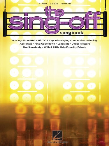 the-sing-off-songbook-18-songs-from-nbcs-hit-tv-a-cappella-singing-competition