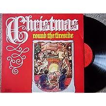"""FIRESIDE SINGERS Christmas Round The Fireside 12"""" Vinyl LP"""