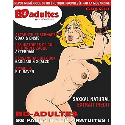 BD-adultes, revue numérique de BD érotique