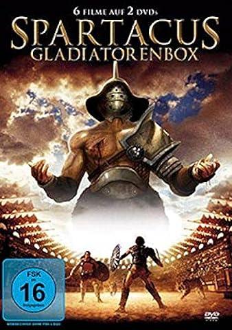 Spartacus - Die Gladiatoren Box [2DVDs]