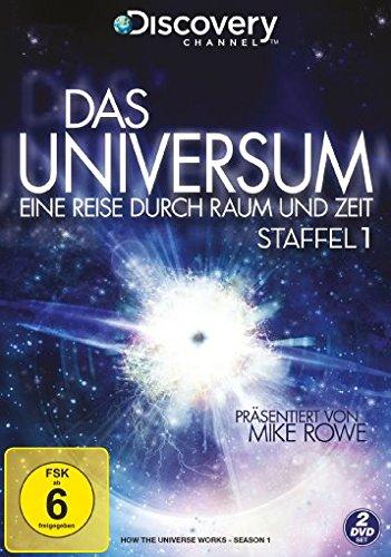 Bild von Das Universum - Eine Reise durch Raum und Zeit, Staffel 1 [2 DVDs]