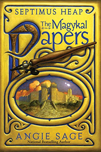 Septimus Heap: The Magykal Papers (English Edition)