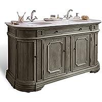 Waschtisch Rustikal suchergebnis auf amazon de für waschtisch rustikal küche haushalt