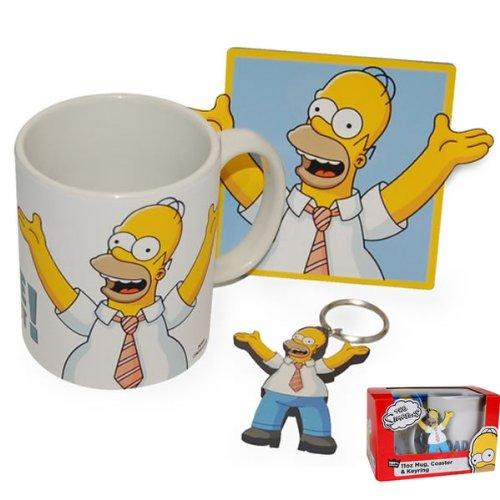 The Simpsons - BS320 - Ameublement et Décoration - Coffret Homer