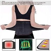 ZSZBACE Rückenbandage Sport Rückenstützgürtel Fitness Rückengurt mit Stabilisierungsstäben und Zuggurt zur effektvoller... preisvergleich bei billige-tabletten.eu