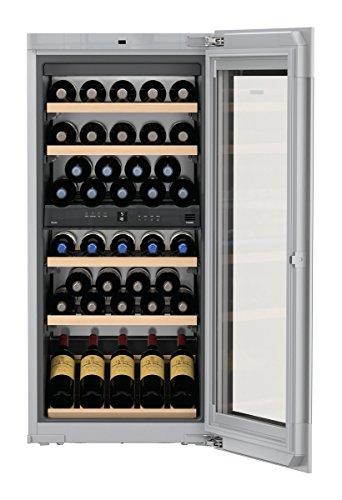 Liebherr ewtgb 2383eingebaut Kombi-Wein-51bottle (S) A–Weinkühler (eingebaut, grau, grau,...