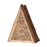 Gardigo Bienenhotel, Bienen-Insektenhotel, Bienenhaus zum Nisten und Überwintern