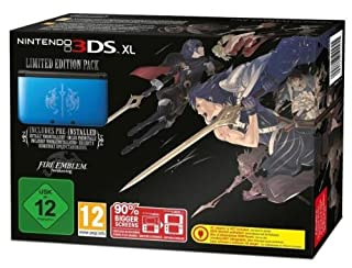 "Nintendo 3DS XL + Fire Emblem - juegos de PC (SD, SDHC, LCD, 800 x 240 Pixeles, 124 mm (4.88 ""), 0.3 MP, 640 x 480 Pixeles) [Importación italiana] (B00BW9ZJ18) 