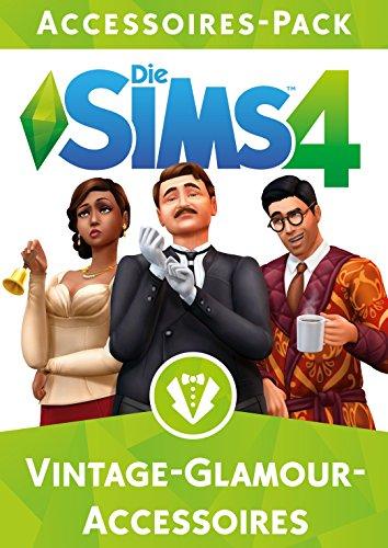 Die Sims 4 Accessoires Vintage Stuff DLC