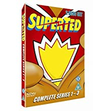 Coverbild: The Complete Superted Series 1-3
