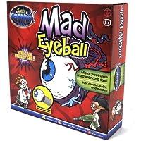 Loco globo del ojo conjunto - construir un obrero globo del ojo