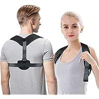Guenx Haltungskorrektur Rücken, Geradehalter Schulter Rückenstütze, Verstellbare Größe Professioneller Geradehalter... preisvergleich bei billige-tabletten.eu